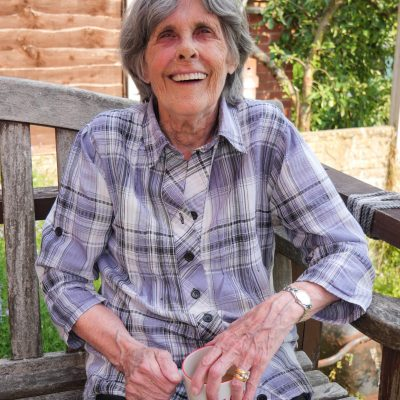 Artist Photo Series: Life After Lockdown: Marie, retired