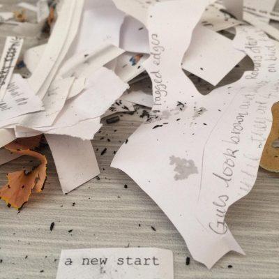Online Workshop: Gratitude Journal Making with Lisa Wigham