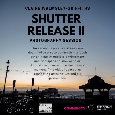 Claire Walmsley-Griffiths: Shutter Release II